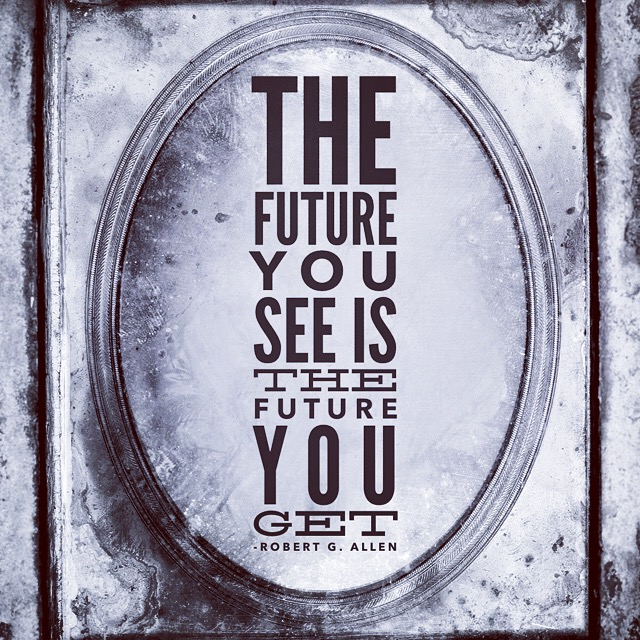 The Future You See