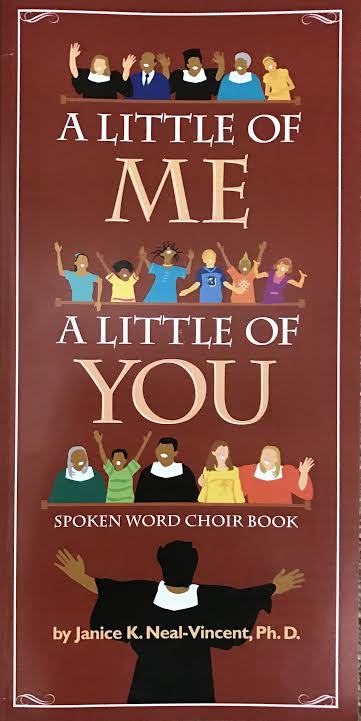 Spoken Word Choir Book
